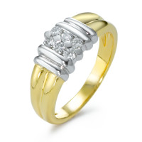 Bague Or jaune 750/18 ct.-121071