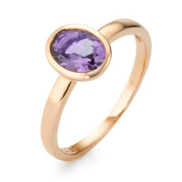 Ring Rotgold mit Amethyst-348235