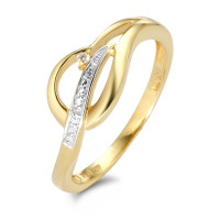 Ring Gold mit Diamanten-348304