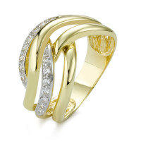 Ring 375 Gold Zirkonias-348655