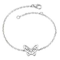 Armband Silber Schmetterling-353434