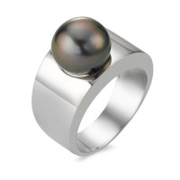 Ring Silber mit Perle-356453
