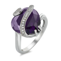 Ring 925 Imitations-Amethyst-356772