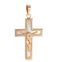 Pendentif Or 375 christ-361006