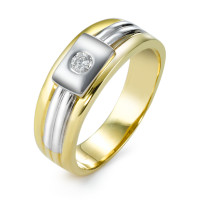 Bague Or jaune 750/18 ct.-515579