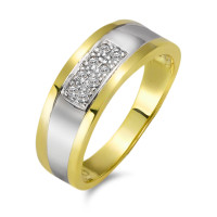 Bague Or jaune 750/18 ct.-517445