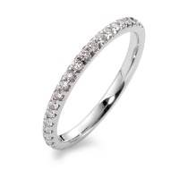 Memory Ring 750/18 K Weissgold Diamant 0.53 ct-563534