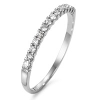 Memory Ring 750/18 K Weissgold Diamant 0.15 ct-564569
