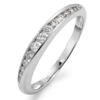 Memory Ring 750/18 K Weissgold Diamant 0.23 ct-564571