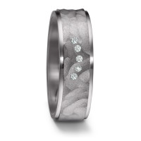 Bague d'amitié/Alliances Diamant 0.05 ct-584768