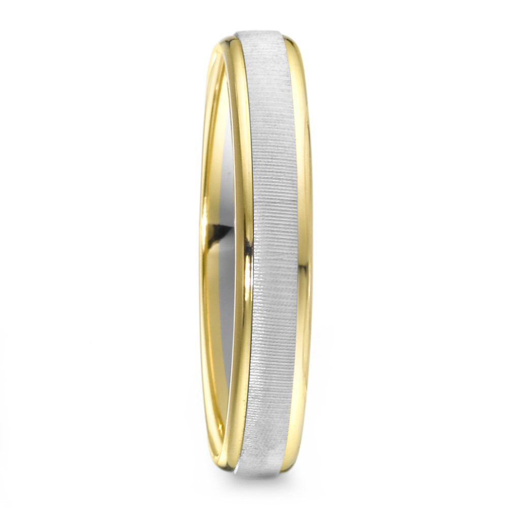 Ehering Gold bicolor-350333